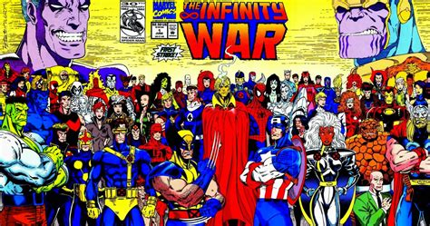 marvel s infinity war the of the the infinity war part 3 1992 the almost complete