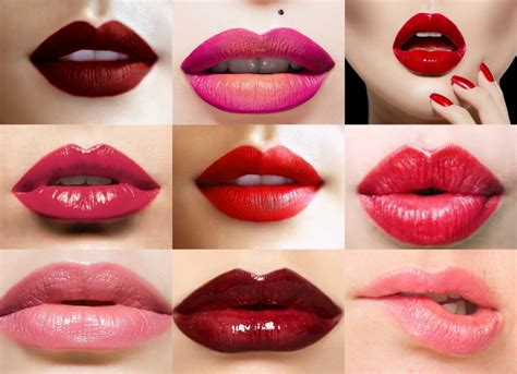different color lipsticks which is the best lipstick shade for you