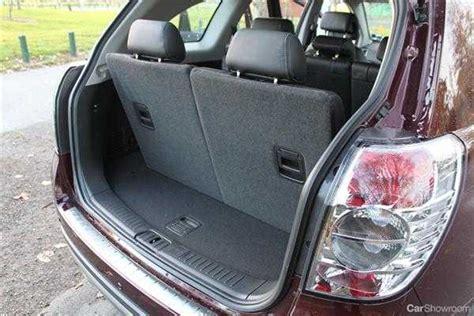 Hyundai Santa Fe 2015 Interior Review 2013 Holden Captiva 7 Lx Review And Road Test