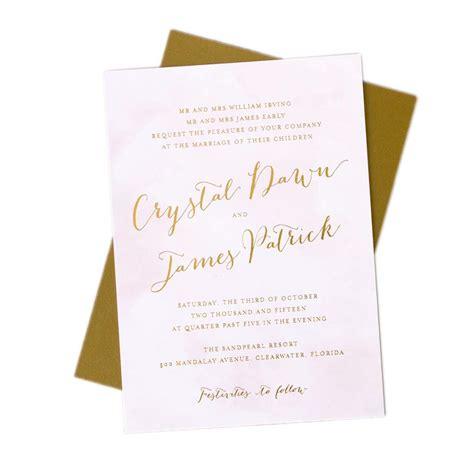 Proper Wedding Invitation Wording   Wedding Invitation