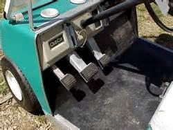 Club Car Brake System Golf Cart Museum Club Car Golfcarcatalog
