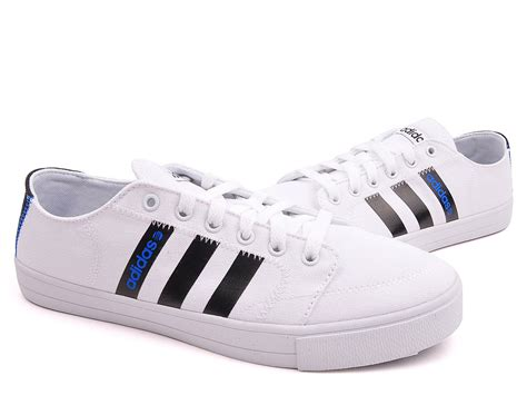new mens adidas vlneo basketball smart black white canvas
