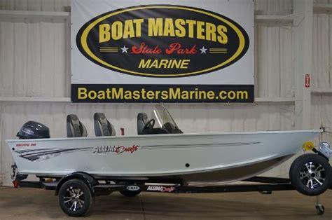 trophy boats nl alumacraft boten te koop boats