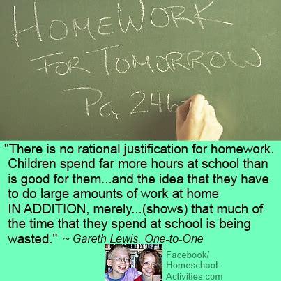 The Advantages Of Homework by Homework Advantages
