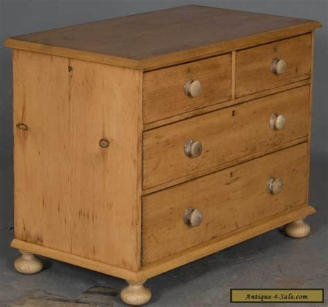 Antique Pine Chest Of Drawers For Sale by Antique Pine Dresser Chest Of Drawers