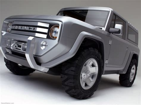 concept bronco ford bronco concept exotic car picture 013 of 20 diesel