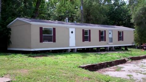 trailer houses walkthrough of a mobile home mobile home park investment