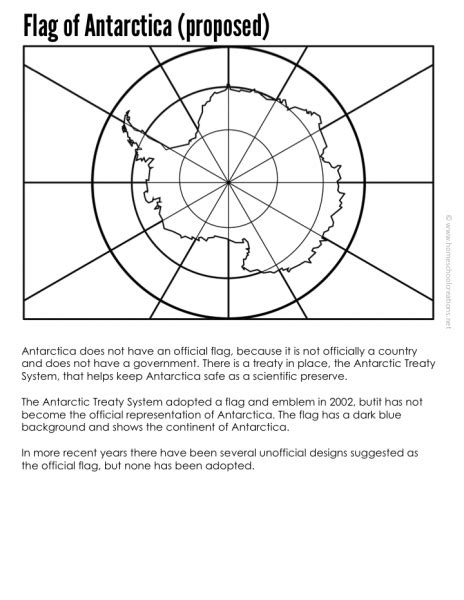 antarctica geography printables free printables