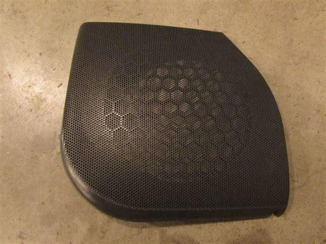 Speaker Advance S500 2004 mercedes s500 w220 rear right passenger side