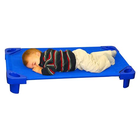 Daycare Mats And Cots by Ecr4kids Assembled Toddler Single Cot Daycare Mats