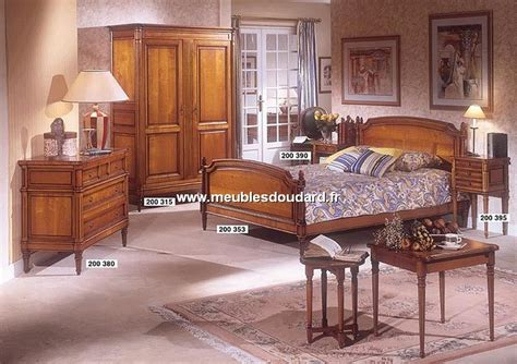 chambre à coucher merisier chambre 192 coucher louis xvi merisier meubles de style