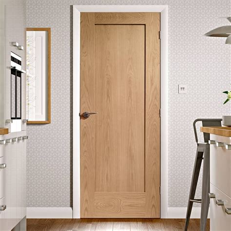 door pattern pattern 10 oak 1 panel door internal oak panel doors
