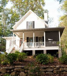 sugarberry cottage with extended porch cottage ideas a sugarberry cottage built in kentucky modern farmhouse