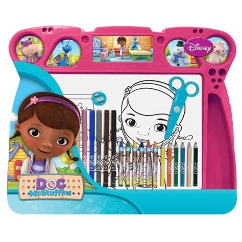 disney doc mcstuffins desk set activity pack stationery