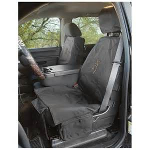Seat Cover For Trucks Browning Tactical Car Truck Suv Seat Cover 284675