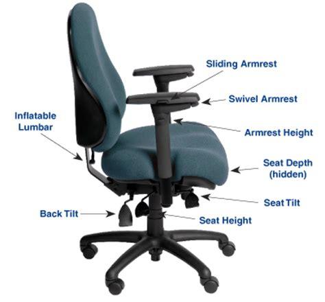 office chair height adjustment repair seating furniture products services washington