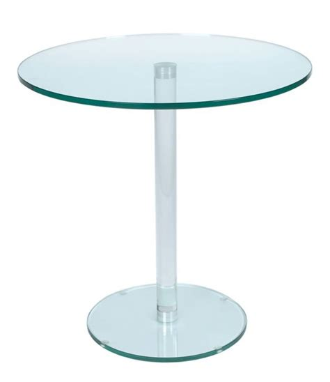 glass bedroom side tables greenapple furniture round table with glass stem