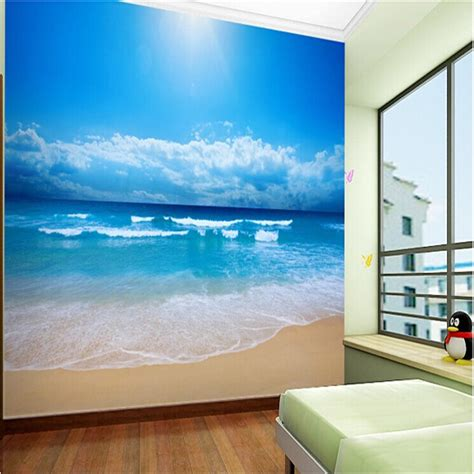 Wholesale Wall Murals online buy wholesale beach wall mural from china beach