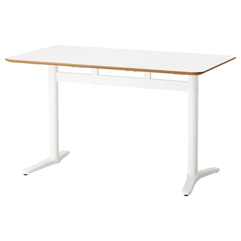 white ikea table billsta table white white 130x70 cm ikea