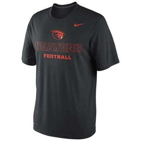 Nike Ncaa Oregon State Beavers Legend Day T Shirt nike oregon state beavers practice weight room legend t shirt
