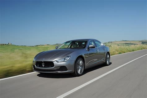 How Much Is The Maserati Ghibli by Maserati Ghibli Review 2014 On