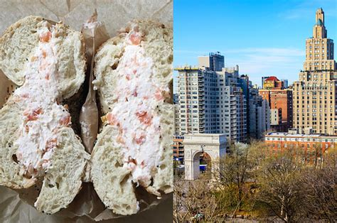 How To Find Out Where Live Order Your Bagel To Find Out Where In New York City You Should Live Wow Affcart