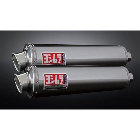 Yoshimura Japan Stainless 250 Series 479 00 yoshimura exhaust rs3 slip on stainless steel for 167847