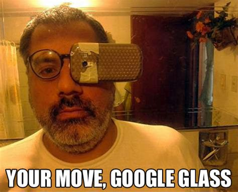 Goggles Meme - google glass thank you for exploring with us