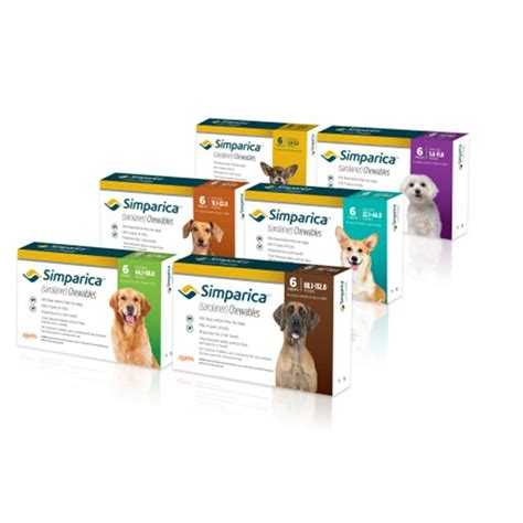 flea and tick pill for dogs buy simparica flea and tick chewable tablets for dogs now