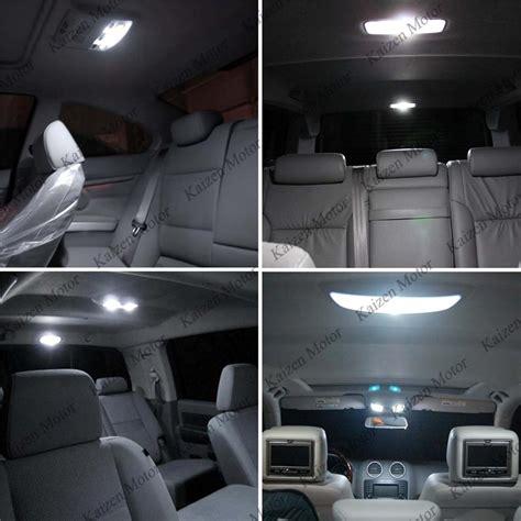 mk6 gti interior lights 2009 2013 volkswagen mk6 golf gti 5pcs led full interior