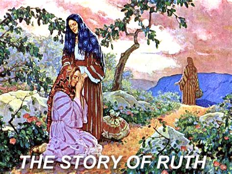 Ruth Essay by The Story Of Ruth Essay
