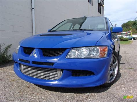 blue mitsubishi lancer blue mitsubishi lancer evo or yellow pictures