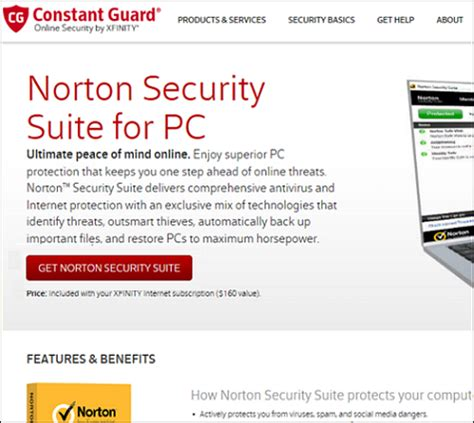 and install norton security suite on a pc