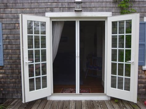 Retractable Screen Doors Reviews by Cape Cod Retractable Screens N Shutters 12 Photos