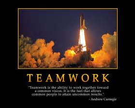 Motivational teamwork quotes just b cause