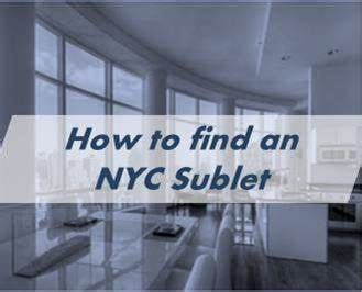 1000 images about sublet nyc on apartments