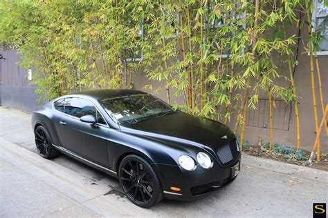 bentley black bentley gt black di forza bm12 savini wheels theotis