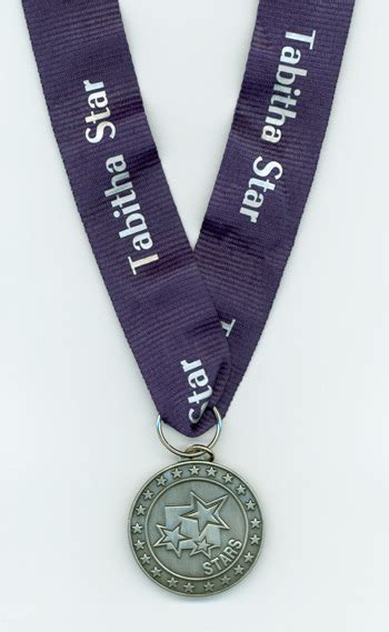 tabitha star medallion item