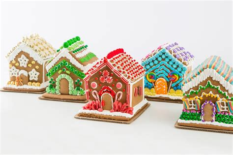 gingerbread home decor 5 ways to decorate the best gingerbread house brit co