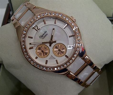 Original Garansi 100 Fashion Alexandre Christie 8762 promo jam tangan alexandre christie ac2515 original