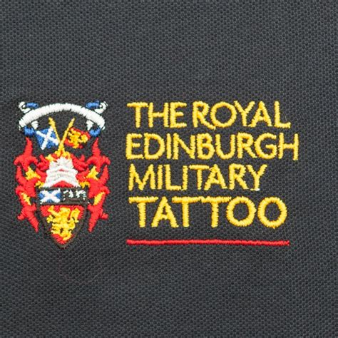 edinburgh tattoo merchandise tattoo polo shirt the royal edinburgh military tattoo