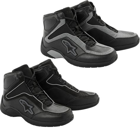 ride tech motorcycle boots alpinestars shoes