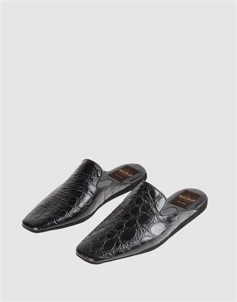 aldo slippers for aldo brue slippers in brown for black lyst