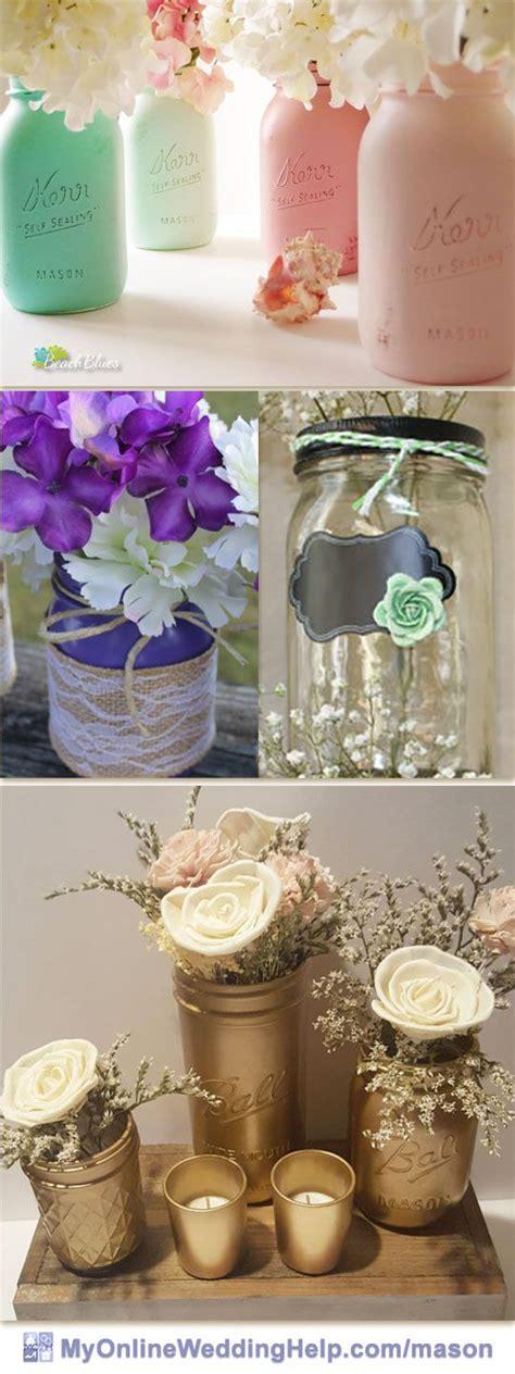 19 jar centerpiece ideas for weddings jar