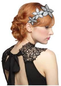 how to do 20s hairstyles for hair flapper girl hair how to get a 1920s waves hairstyle