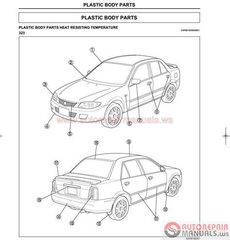 ford laser 2001 workshop manual free auto repair manuals ford laser 2002 workshop manual free auto repair manuals