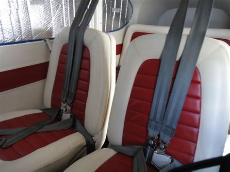 Cessna 170 Interior by Cessna 170b Interior Connelly Leather Seats And Door