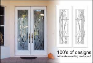front door glass designs etched glass with modern contemporary designs