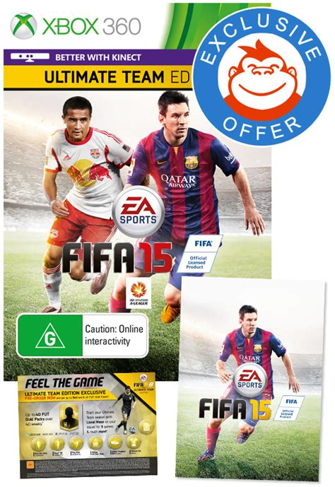 Xbox 360 And It Team Up For Trivia by Fifa 15 Ultimate Team Edition Xbox 360 Buy Now At