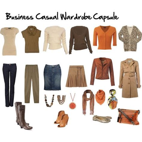 quot business casual wardrobe capsule quot that s just
